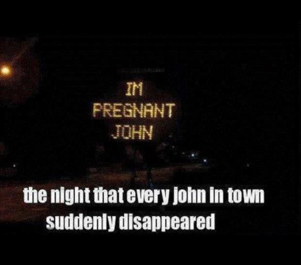 I'm pregnant funny pictures