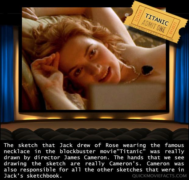 Movie Facts- Titanic