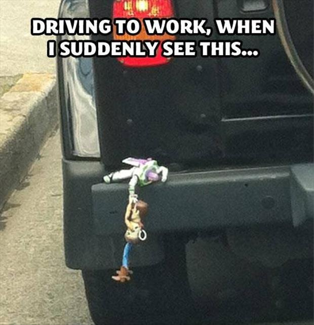 a toy story in real life