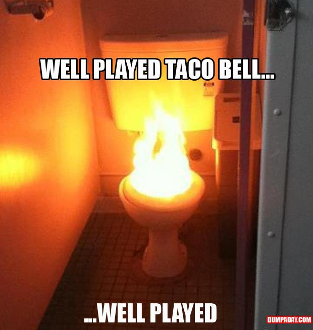a well played taco bell, well played
