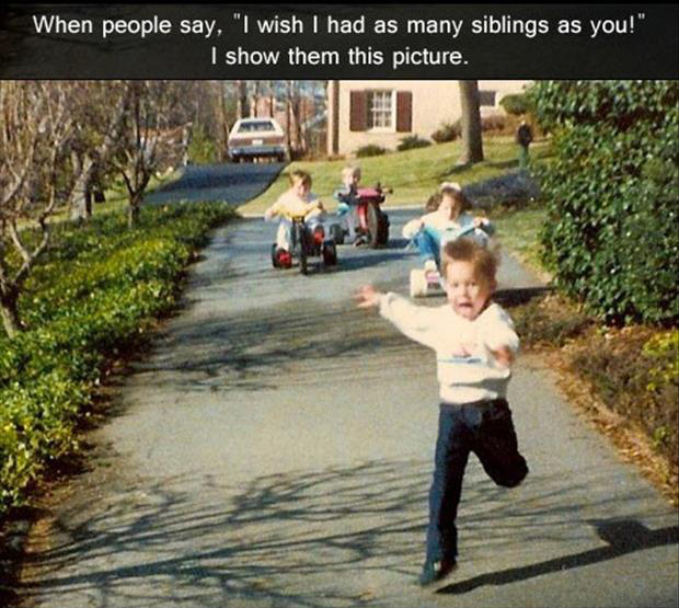 brothers and sisters funny pictures