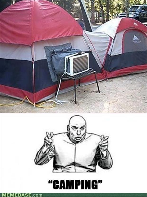 camping funny pictures