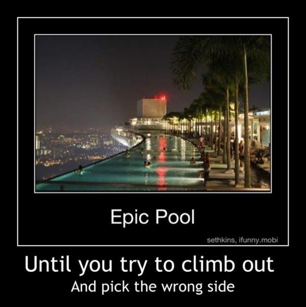 epic swimming pool