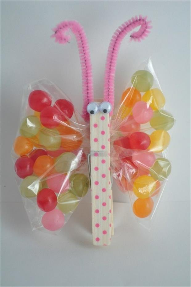 fun craft ideas catepillar