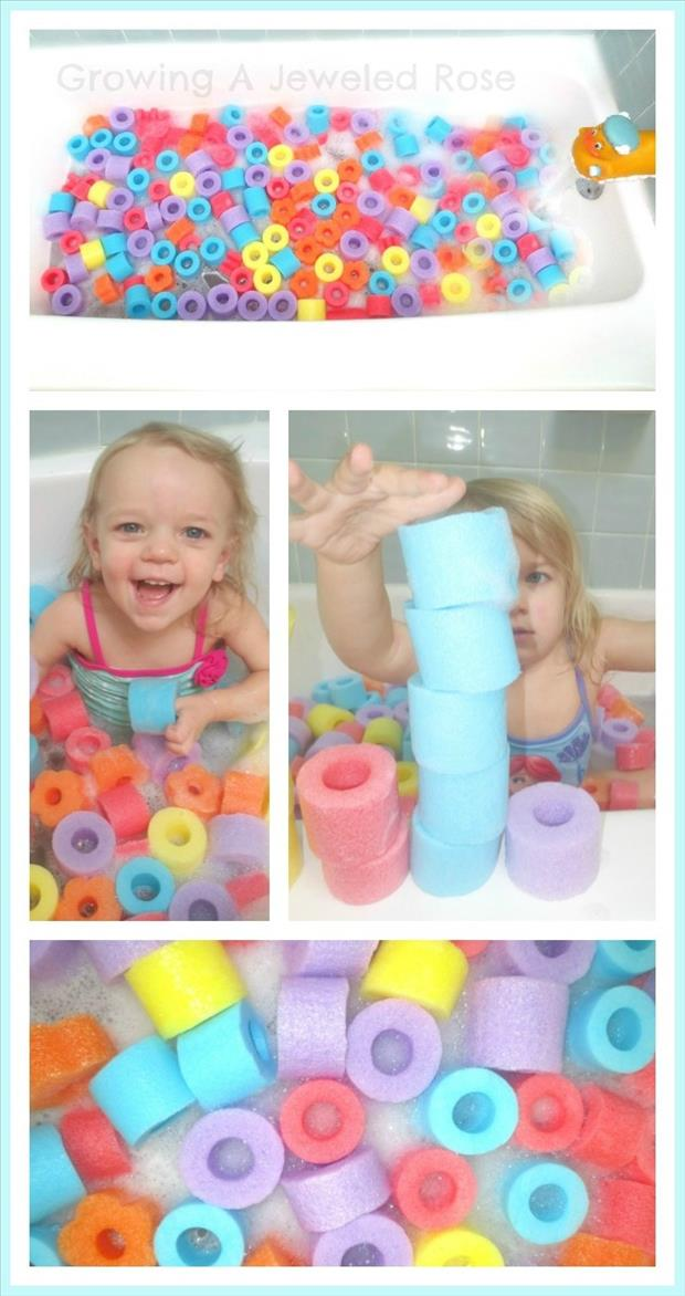fun games for kids in the bath