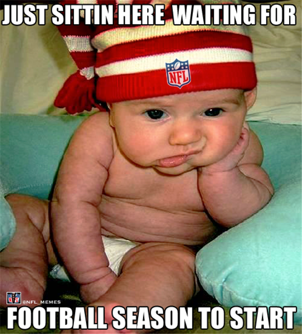Funny Meme Football : Funny baby pictures dump a day