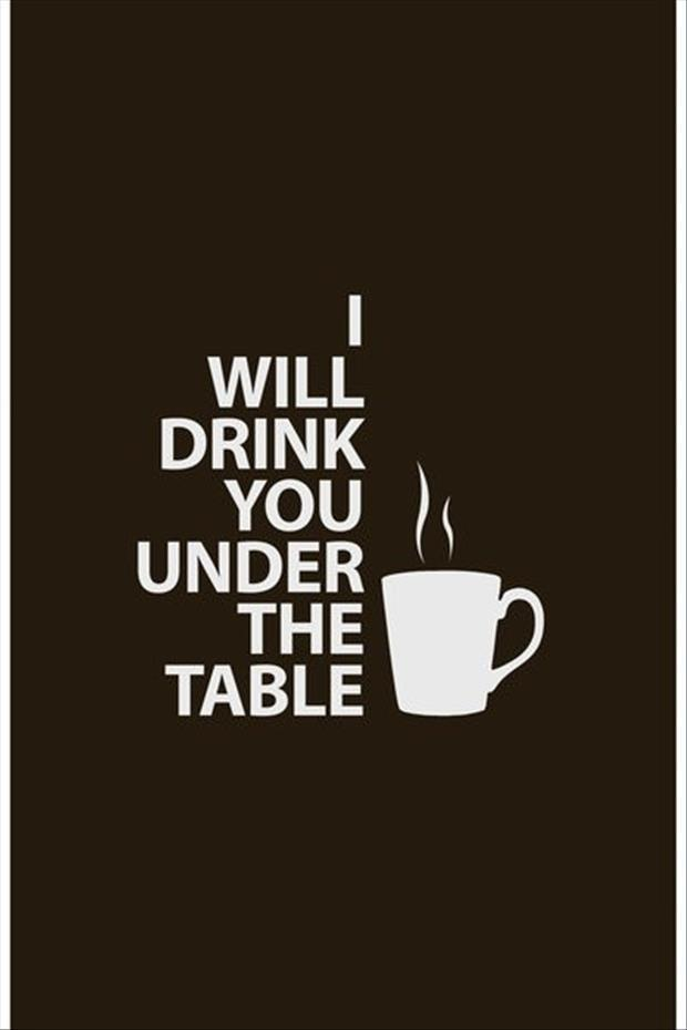 Funny Coffee Quotes Dump A Day