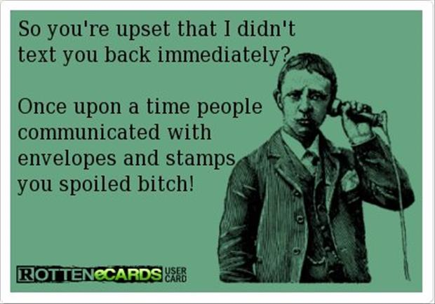 funny ecards text messages