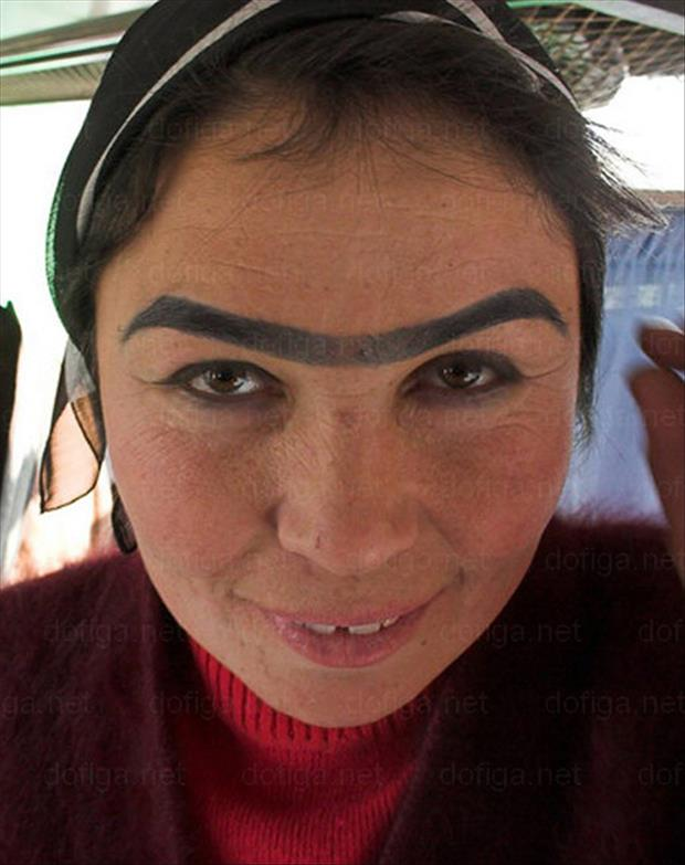 funny eyebrows, dumpaday (13)