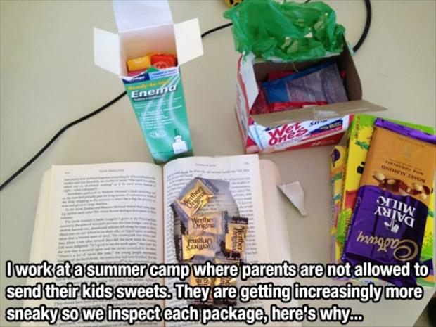funny pictures summer camp