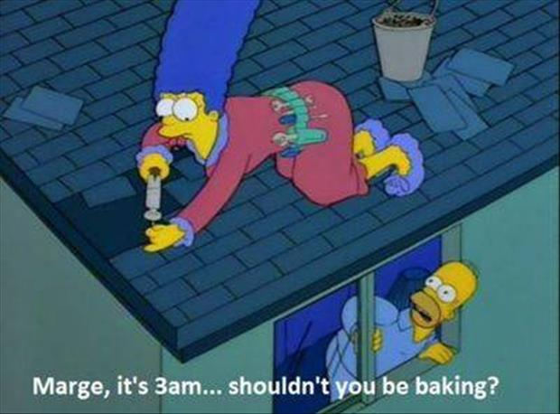 funny pictures the simpsons