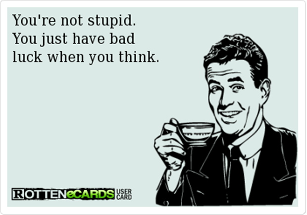funny quotes stupid people