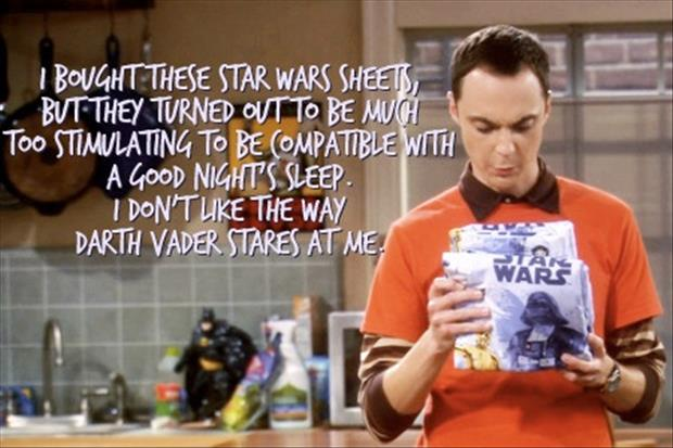 funny sheldon cooper pictures