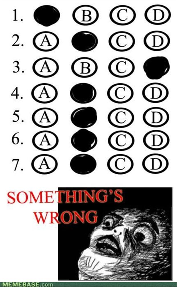 funny tests