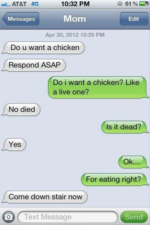 Funny Text Messages Dumpaday
