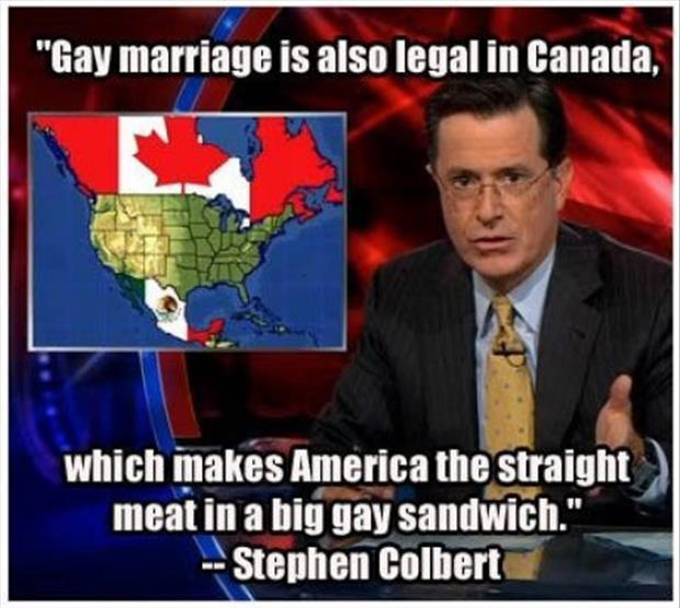 gay marriage is legal in canada