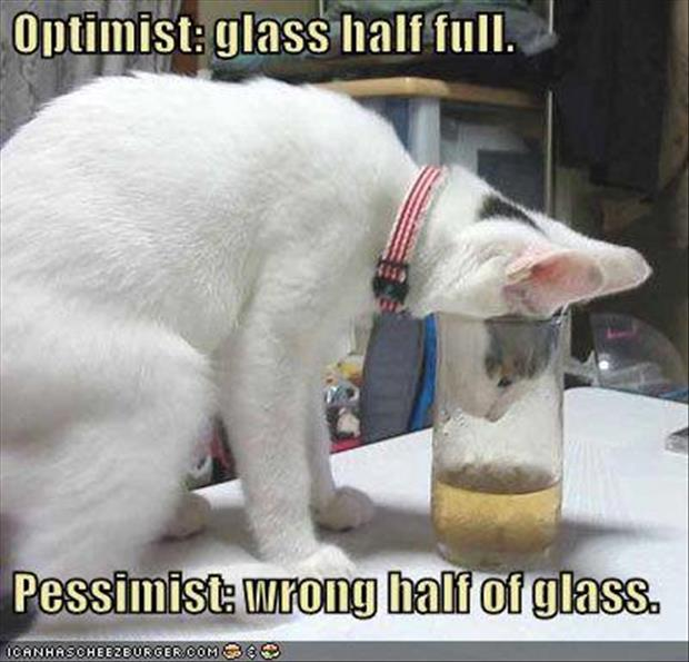 glass is half full funny pictures