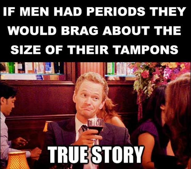 if man had periods
