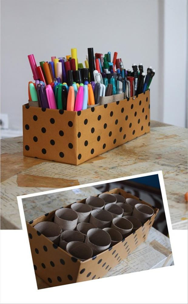 organize your craft room (8)