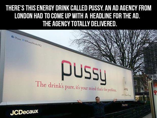pussy drink