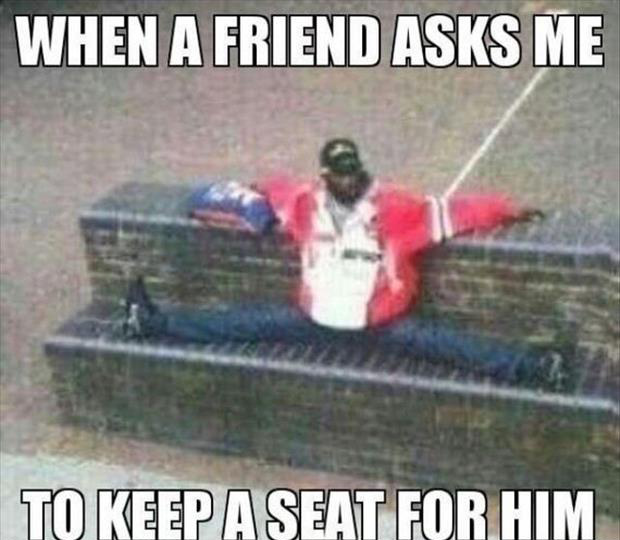 save my seat