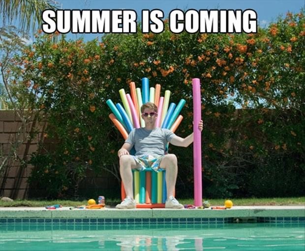 summer is coming funny pictures