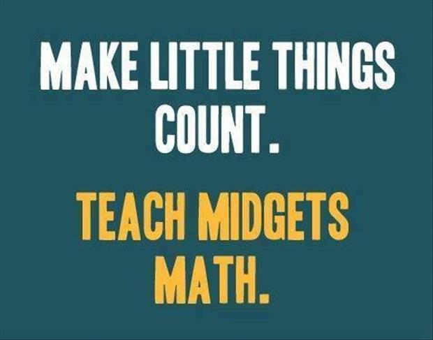 teach midgets math