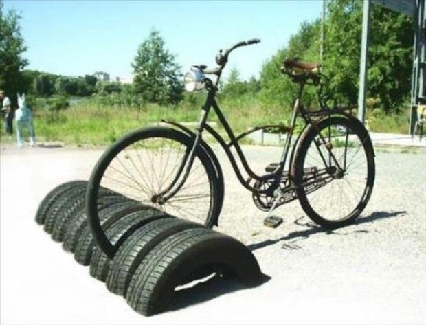 uses for old tires, dumpaday (8)