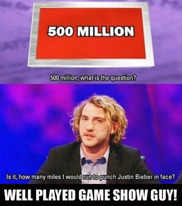 well played game show contestant