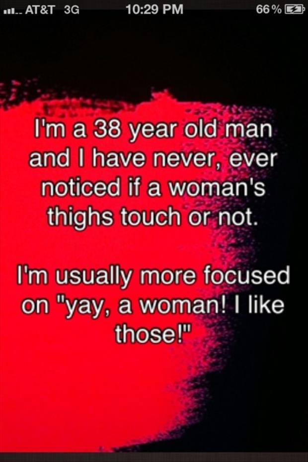 woman thighs