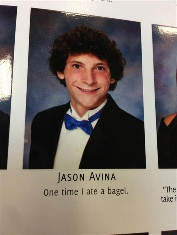 Funny Yearbook Quotes From Seniors 25 Pics