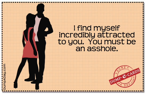 Attraction Dump E-card