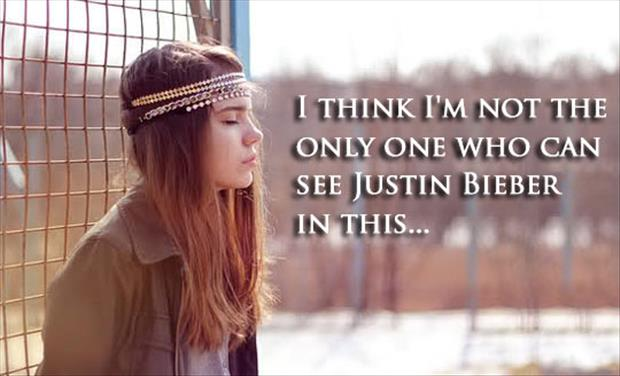 Justin Bieber funny pictures