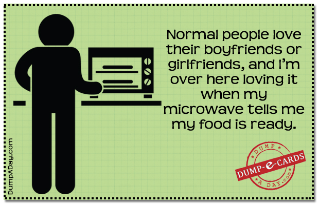 Normal People Dump E-card