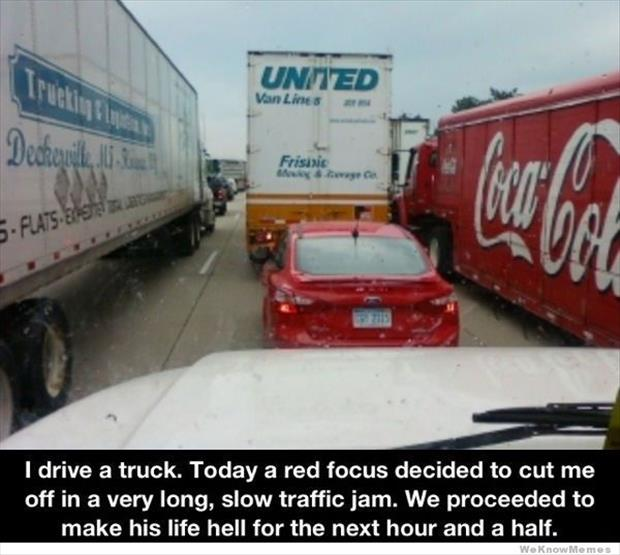 a funny truck drivers