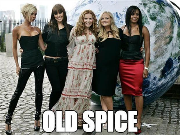 a spice girls