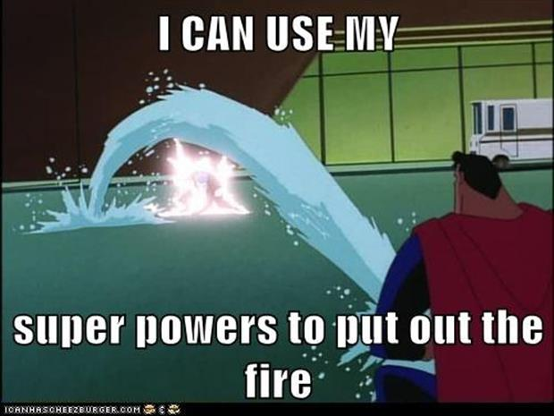 a superman powers