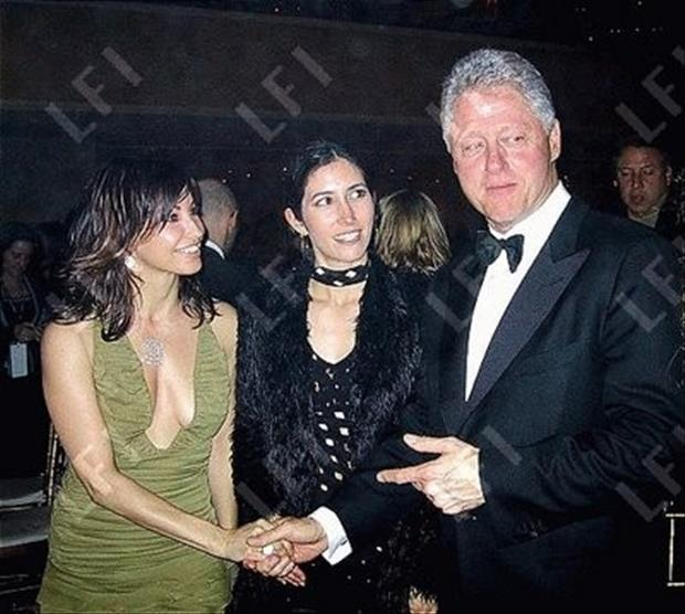 bill clinton party life (1)