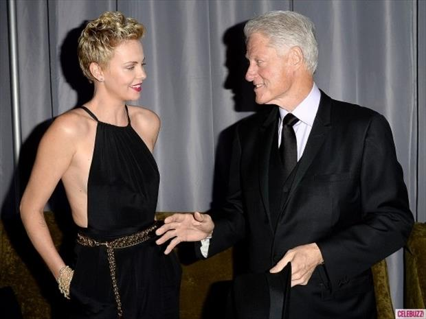 bill clinton party life (2)