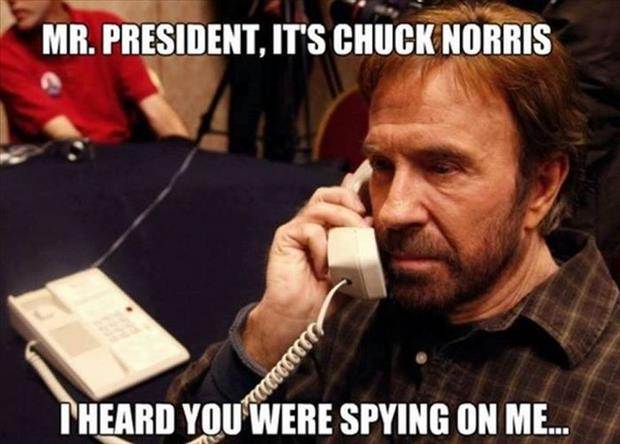 chuck norris funny pictures