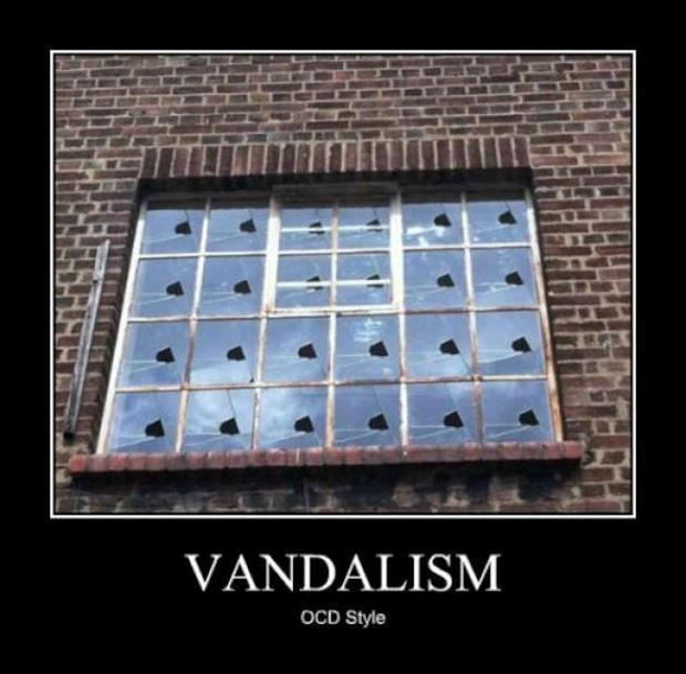 demotivational posters funny ocd