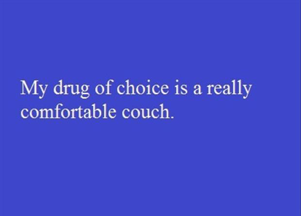 drug of choice