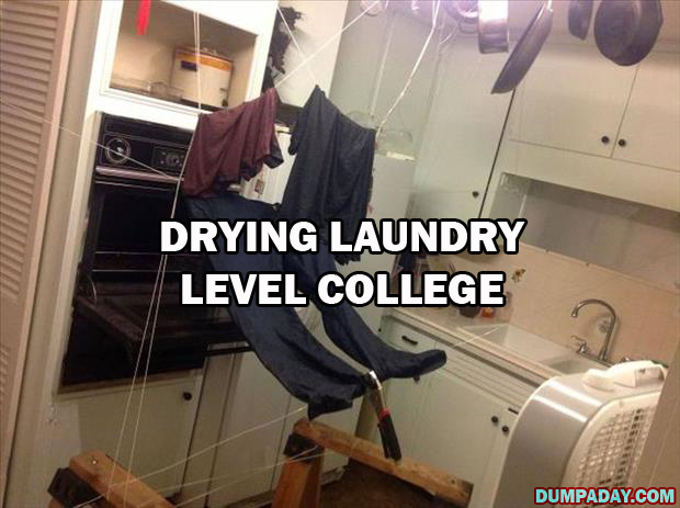 dryer level college