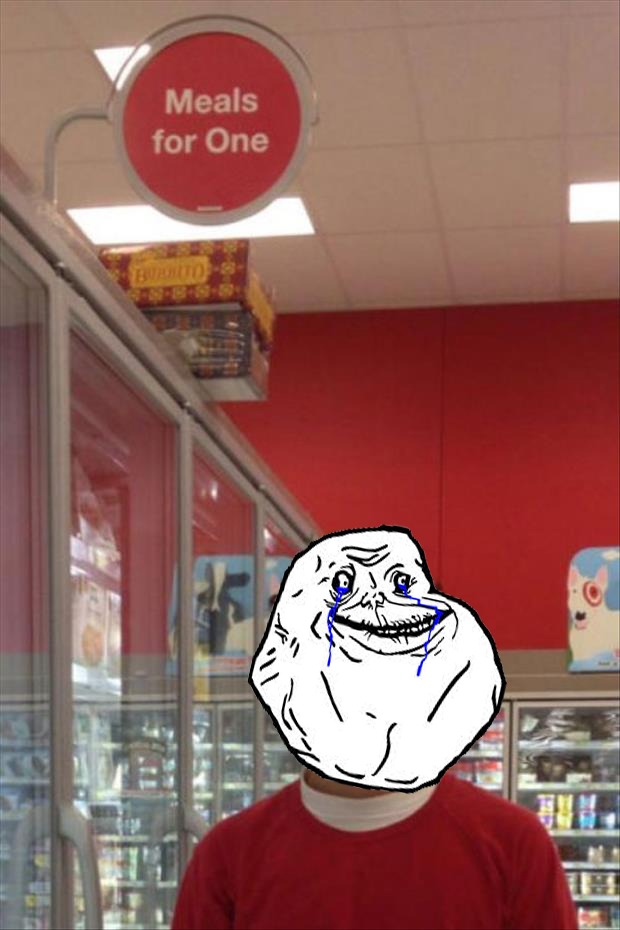 forever alone meme, dumpaday (7)