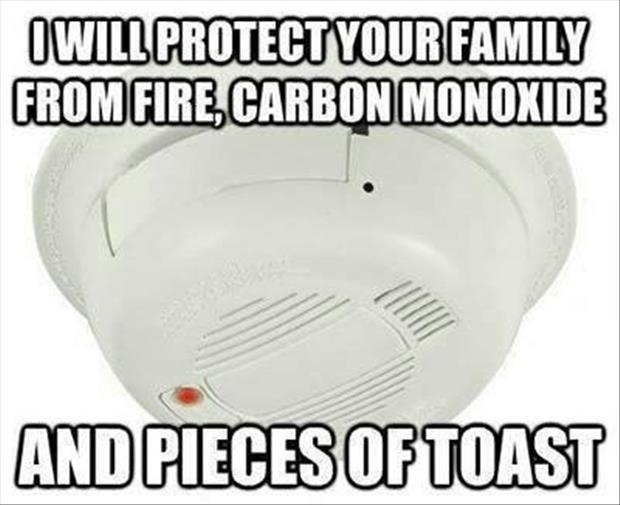 funny fire alarms