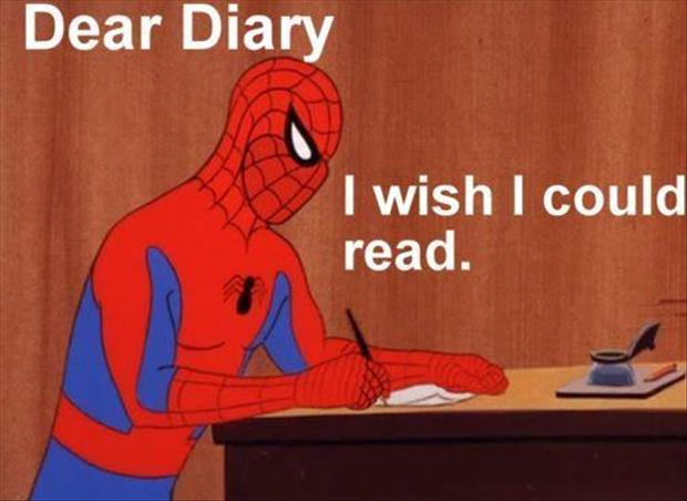 funny spiderman meme pictures (7)