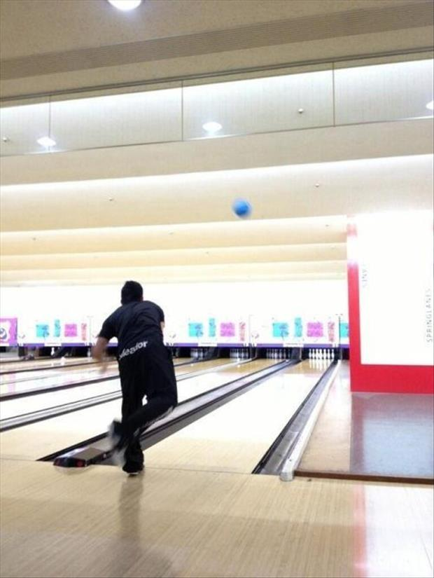 how not to bowl