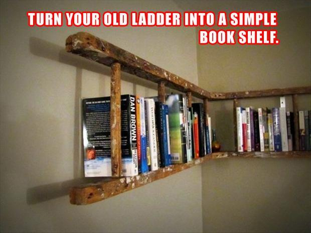 how to make a book shelf