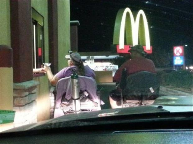 meanwhile at McDonalds