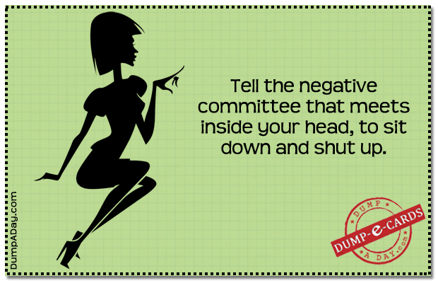 negative committee Dump E-card